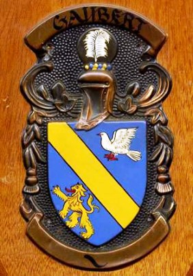Gaubert Coat of Arms
